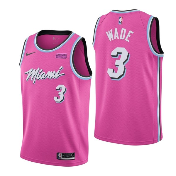 NBA JERSEY MIAMI HEAT CITY EDITION *RARE | Trade Me