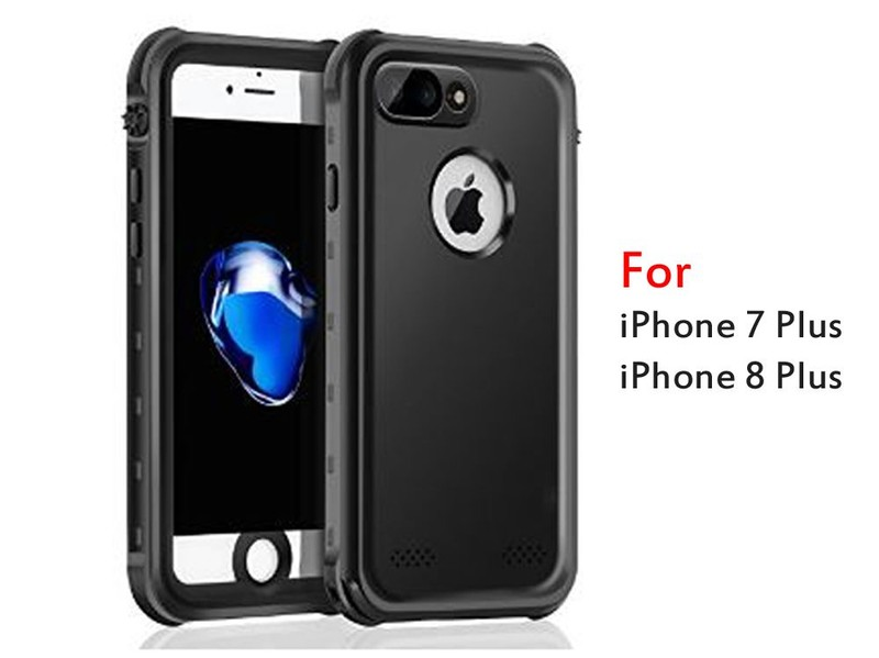 cheap for discount 65569 84bb1 iPhone 8 plus Waterproof Case Shockproof Case