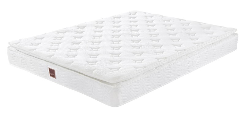 super deal queen size mattress with pillowtop inner spring trade me. Black Bedroom Furniture Sets. Home Design Ideas