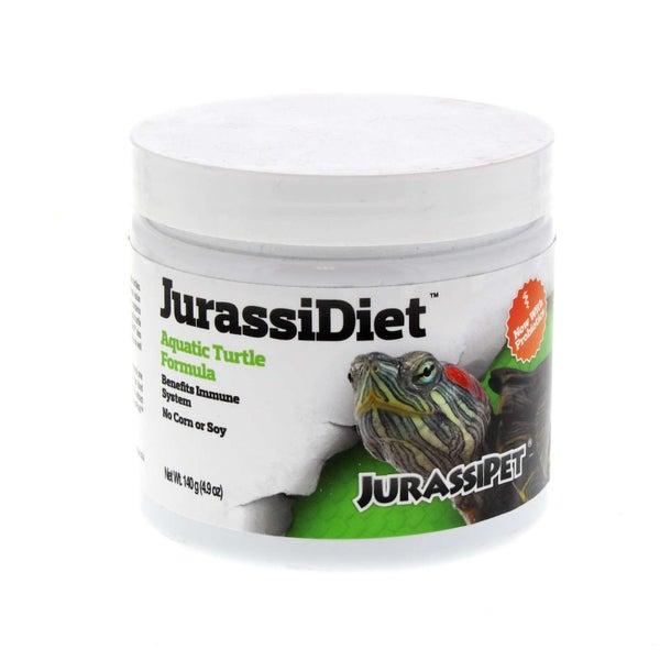 Aquatic Turtle W/Probiotics 140g Jurassidiet Calcium Rich Immune System  Health