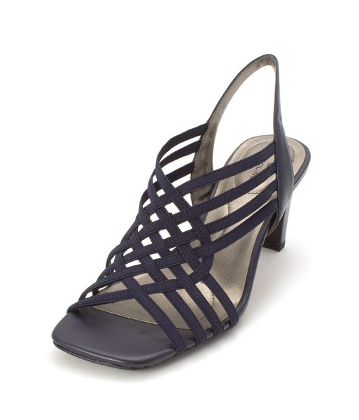 Bandolino Womens Ole Heeled Sandal