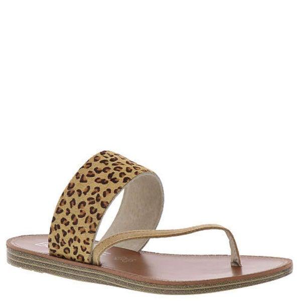8cd4b794faa Corkys Womens Camilla Leather Open Toe Casual Slide Sandals