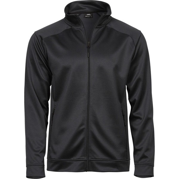 2a6eef3d Tee Jays Mens Performance Zip Sweat Jacket | Trade Me