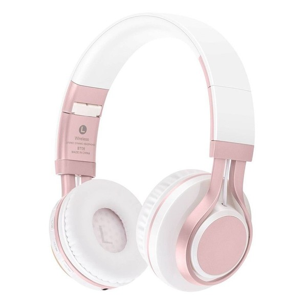 1af81370808 Wireless Bluetooth Headphones HiFi Stereo Headset with Mic Lightweight  Foldable   Trade Me