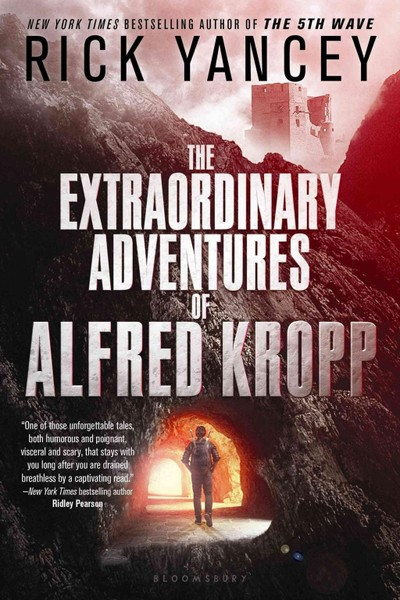 The Extraordinary Adventures of Alfred Kropp Rick Yancey NEW Free Shipping
