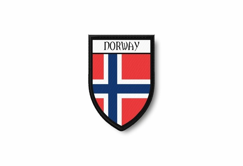 image about Printable Iron on Patches identified as PATCH PATCHES Symbol IRON Upon GLUE PRINT FLAG planet crest norway