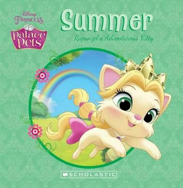 29f7f5ed8 Summer - Rapunzel's Adventurous Kitty Amy Sky Koster NEW Free ...