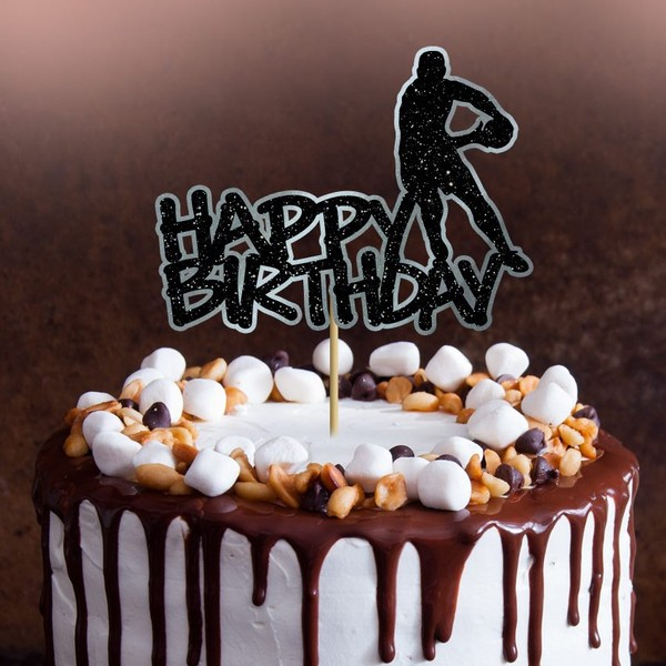 Outstanding Rugby Rugby League Happy Birthday Cake Topper Trade Me Birthday Cards Printable Trancafe Filternl