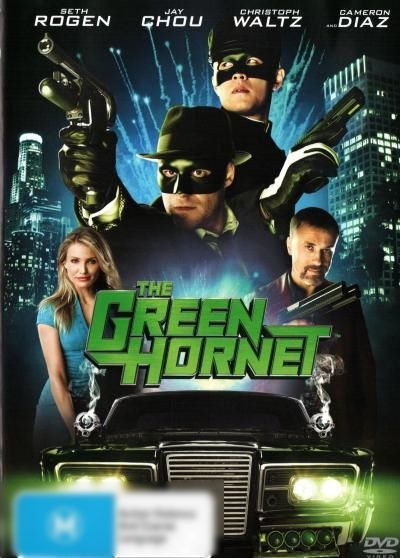 The Green Hornet 2011 Trade Me