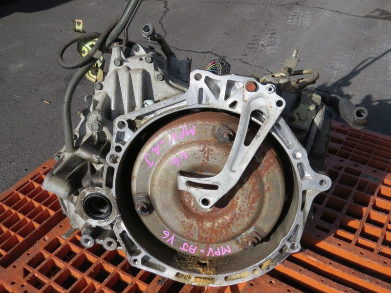 Mazda MPV AJ Duratec 02-05 V6 3 0L Automatic Transmission