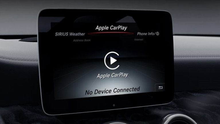 Activate Mercedes Benz Apple Carplay / Android Auto service