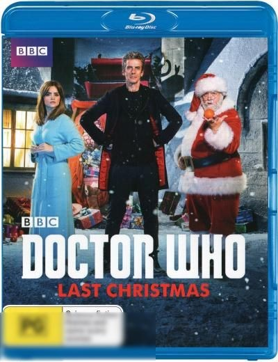 Doctor Who Last Christmas.Doctor Who 2005 Last Christmas