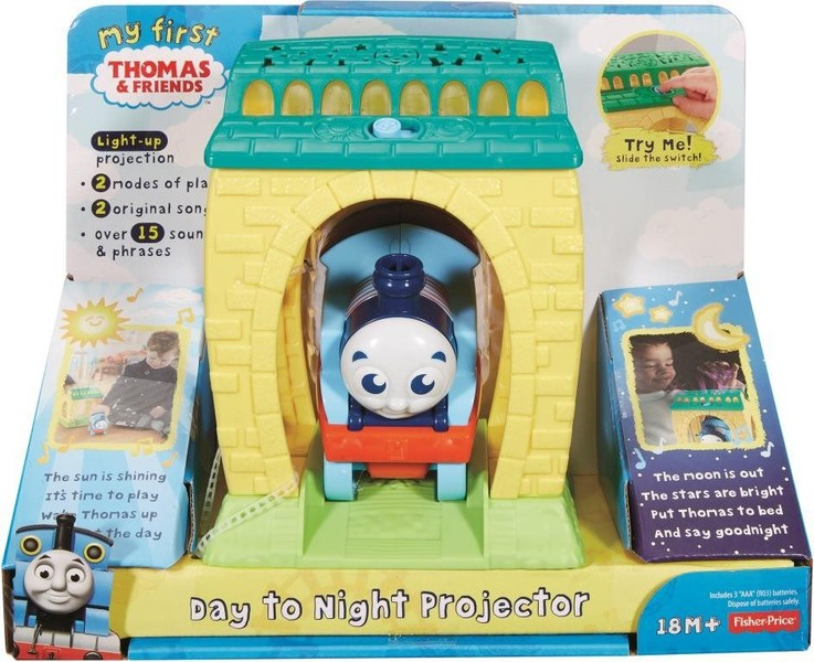 My First Thomas And Friends Day To Night Projector *** BRAND NEW