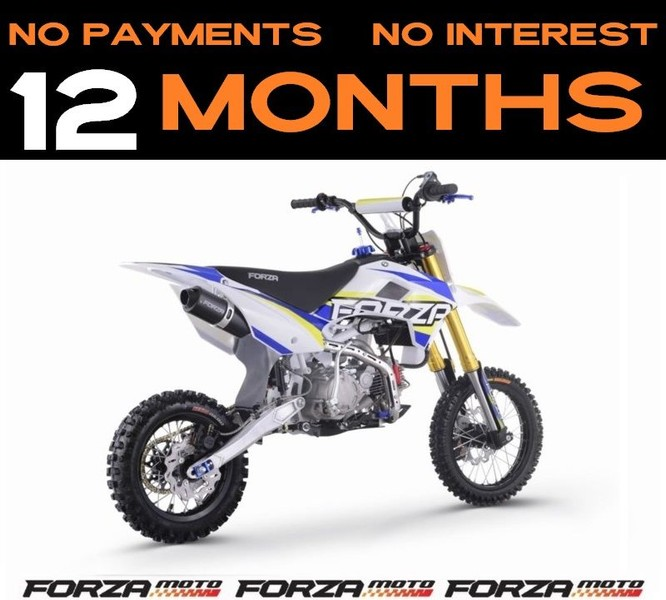 Other Forza FXR 155Z 2015 | Trade Me
