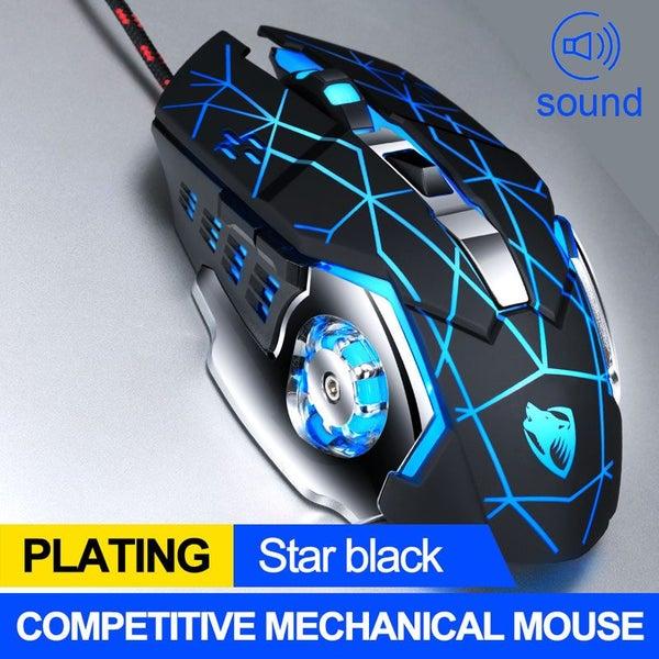 Computer Mouse Sound