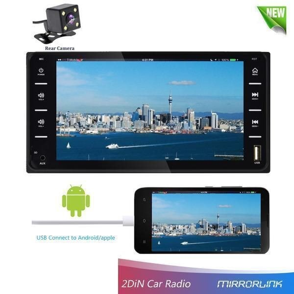 SPECIAL *** Toyota Size Car Stereo Double DIN Head Unit +