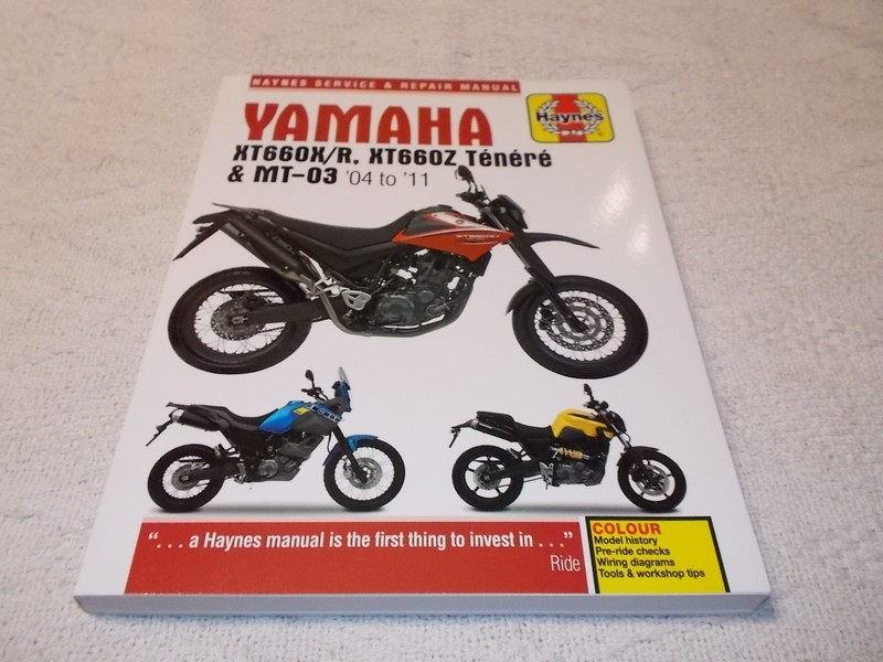 Yamaha Mt 03 Wiring Diagram