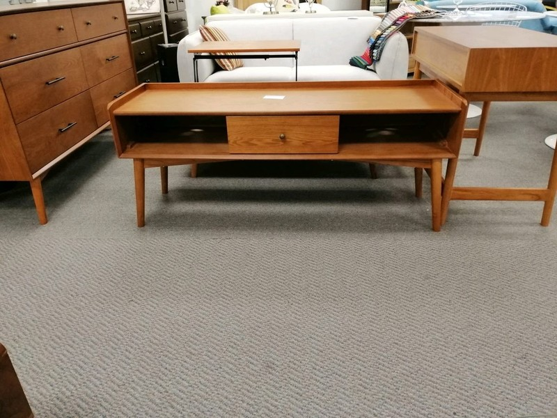 Mg Mid Century Entertainment Unit 2 Color In Stock