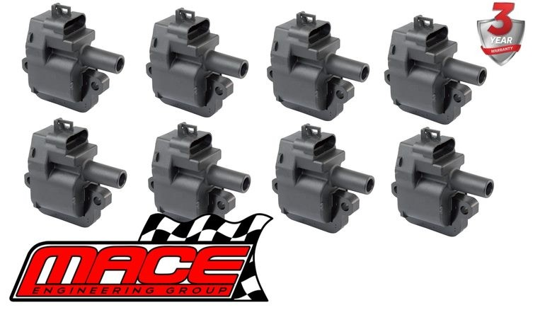 8 x Ignition Coils For Holden Commodore VT VX VY VZ Statesman WH WK WL LS1 5.7L