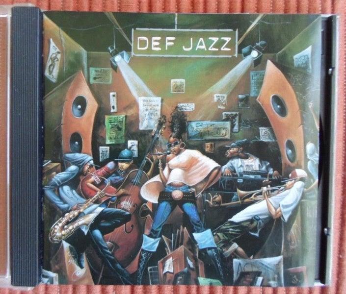 DEF JAZZ: Various Artists (2005)