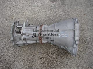 D21 NISSAN TERRANO / NAVARA 4WD MANUAL RECONDITIONED GEARBOX