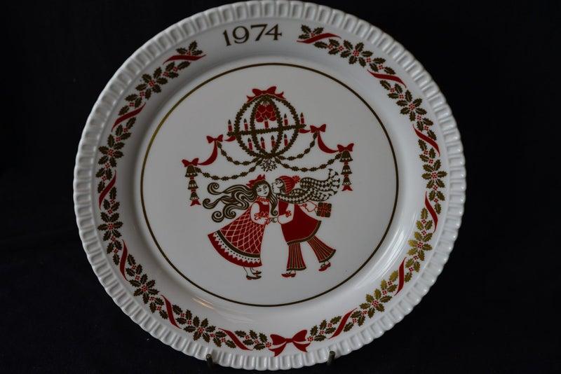 Spode Christmas Plates.Spode Christmas Plate