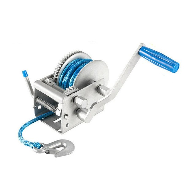 Hand Winch with Nylon Rope | Trade Me