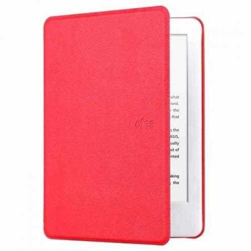 Ollee Protective Case for Kindle Touch (10th Gen 2019 ) - Red
