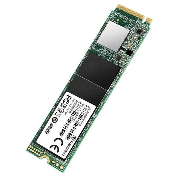 Transcend TS512GMTE220S 512GB M 2 (2280) NVMe SSD -- R/W(Max)  3500MB/s/2800MB/s