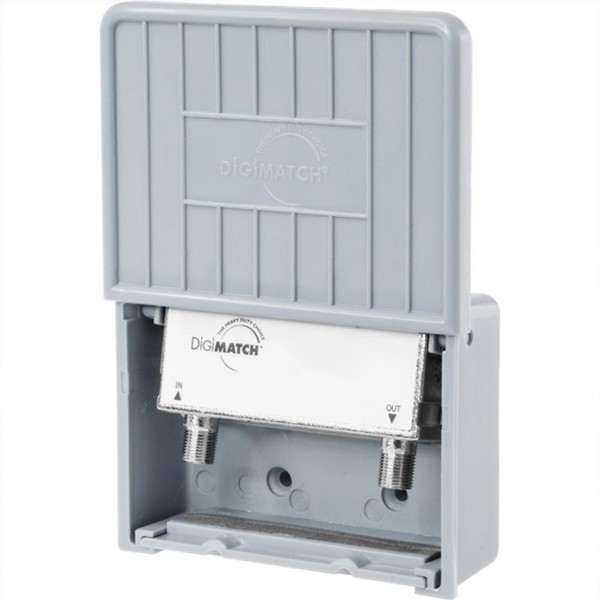 Matchmaster FD02 45-694MHz 4G Digital Low Pass Filter for Outdoor TV Antenna