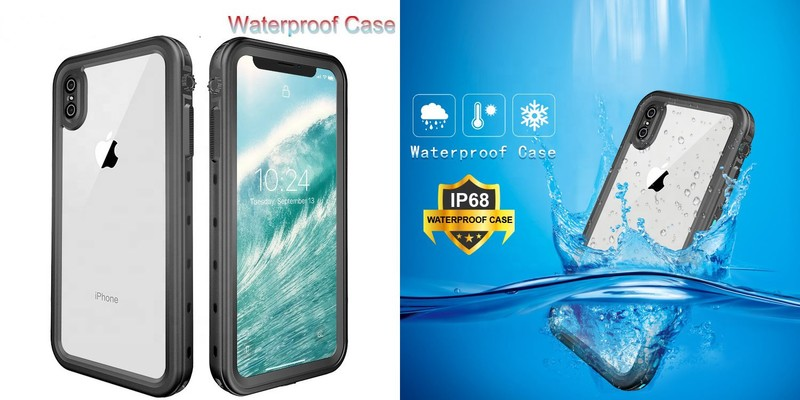 low priced 10ed5 e325d iPhone XS Max Waterproof Heavy Protection Case