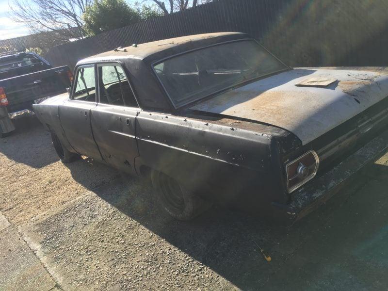 1965 Ford Fairlane | Trade Me
