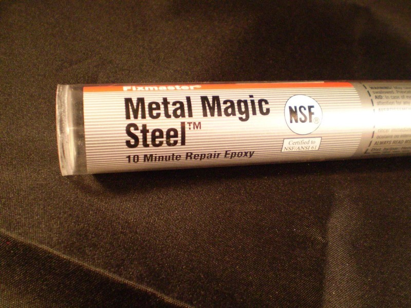 LOCTITE 98853 METAL MAGIC STEEL 113g 10 MINUTE METAL FIX