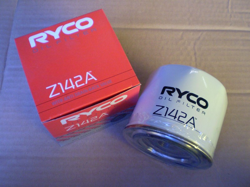 Ryco Fuel Filter FOR FORD COURIER PC Z405
