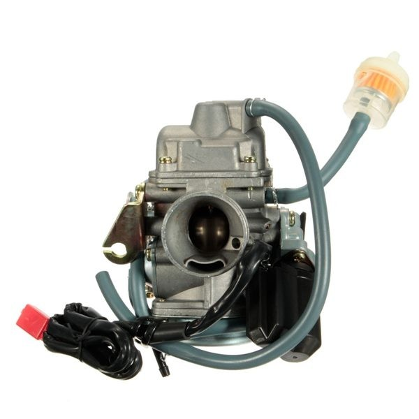 25mm GY6 150cc 4-stroke Scooter Moped Carburetor Carb For