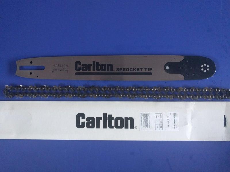 18 inch CARLTON Bar and Chain, STIHL 026, 028, 029, MS270, MS280, MS271,  MS291,