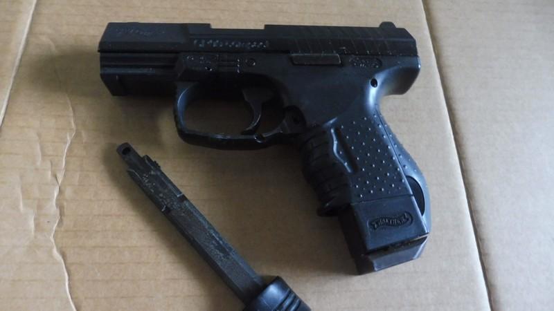 Walther CP99 Compact Blowback - 18 Shot | Trade Me