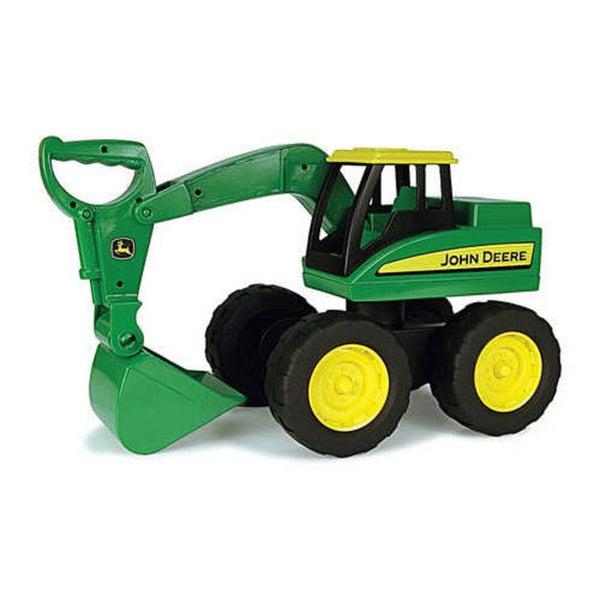 John Deere 38cm Big Scoop Excavator Vehicle Car Toy Kids Construction  Tractor