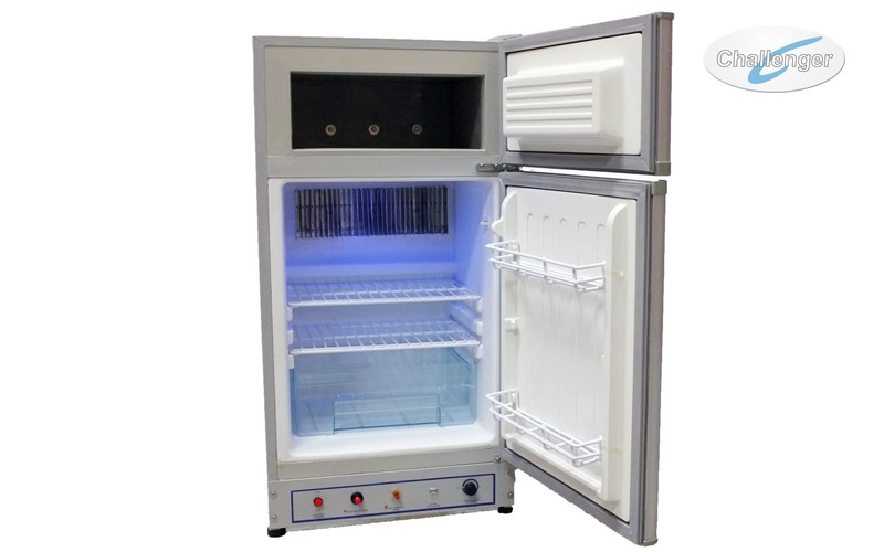 125 3-way Gas Fridge/Freezer - LPG / 240V / 12V | Trade Me