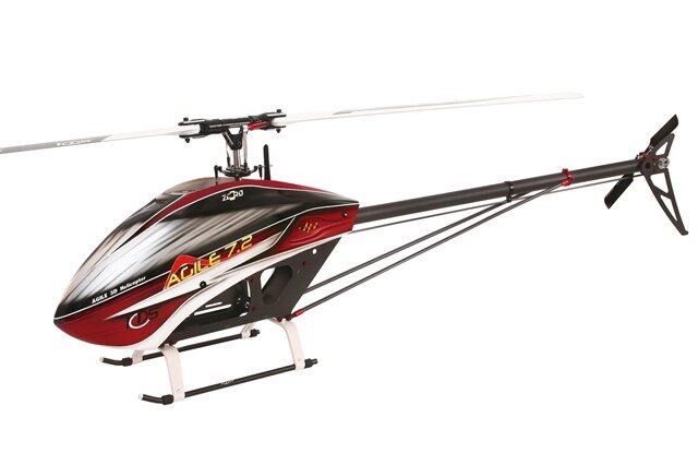 KDS Agile 7 2 Collective Pitch 3D Helicopter Kit combo deal