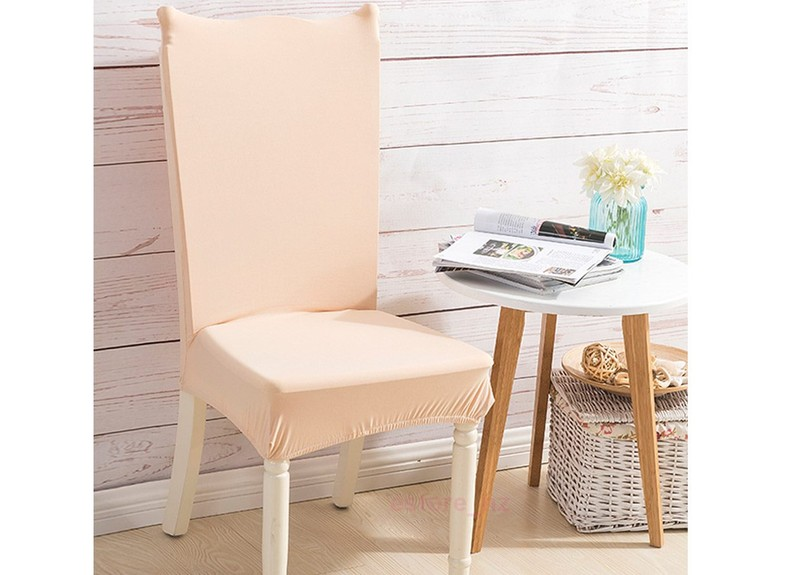 Brilliant Dining Chair Cover Dining Chair Cover Ncnpc Chair Design For Home Ncnpcorg