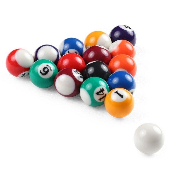 Outstanding Children Billiards Table Balls Set Resin Small Pool Cue Balls Full Set Home Interior And Landscaping Ponolsignezvosmurscom
