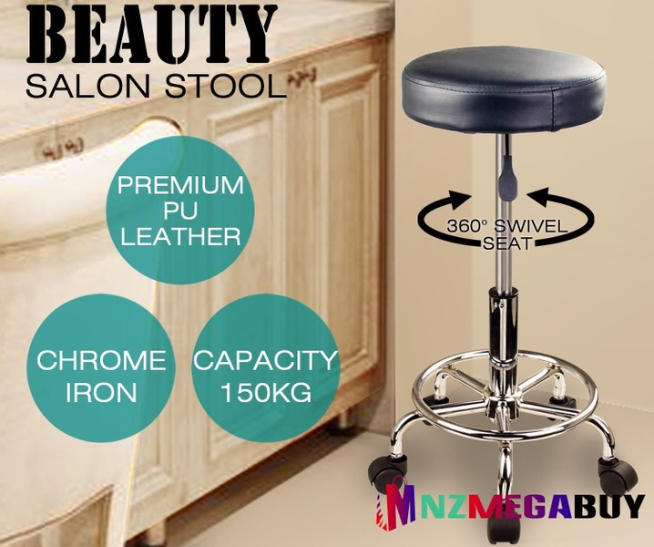 Awe Inspiring Salon Stool Hairdressing Bar Chair Barber Swivel Pu Equipment Hydraulic Lift Camellatalisay Diy Chair Ideas Camellatalisaycom
