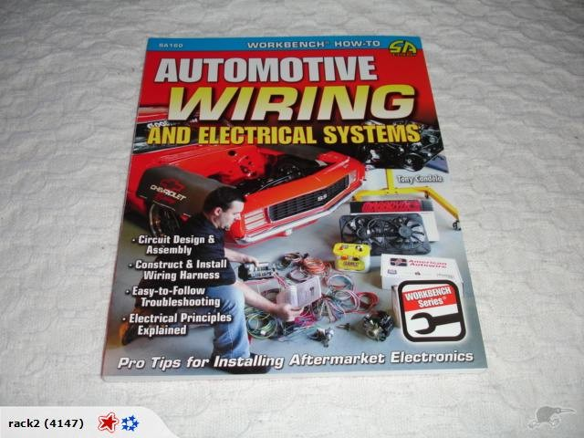 Pleasing Automotive Wiring And Electrical Systems By Tony C Trade Me Wiring 101 Carnhateforg