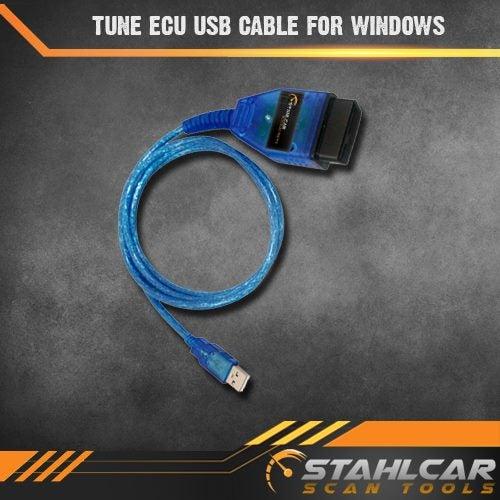 Lonelec Tune ECU TUNEECU Cable Lead Interface for Triumph KTM Aprilia