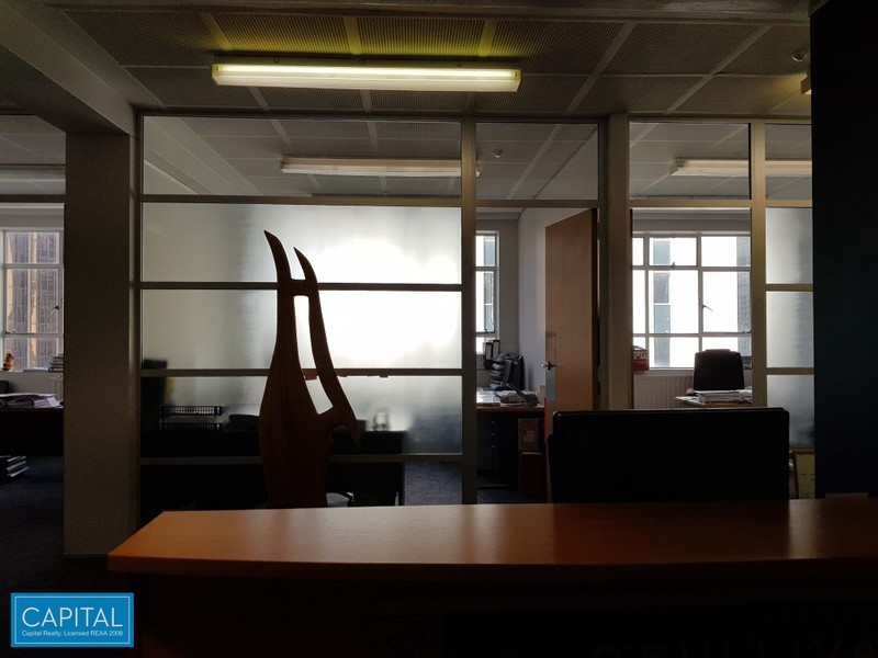 159 sqm CBD. 5 Offices, Boardroom, Lundia etc + +