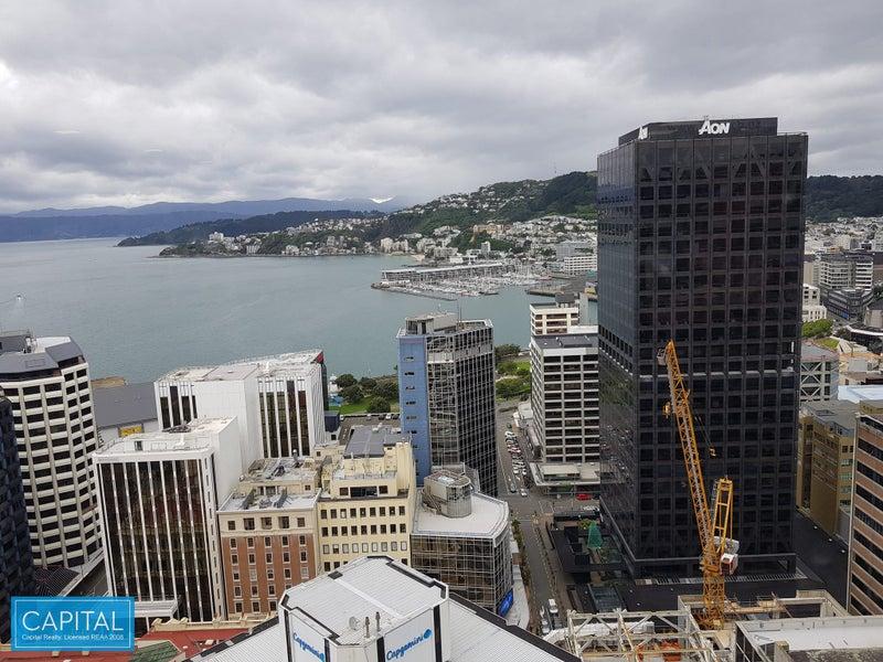 570 sqm - Harbour & City views