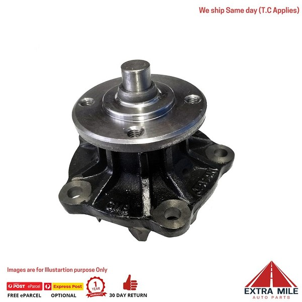 2H For Toyota Landcruiser HJ75 Series Water Pump