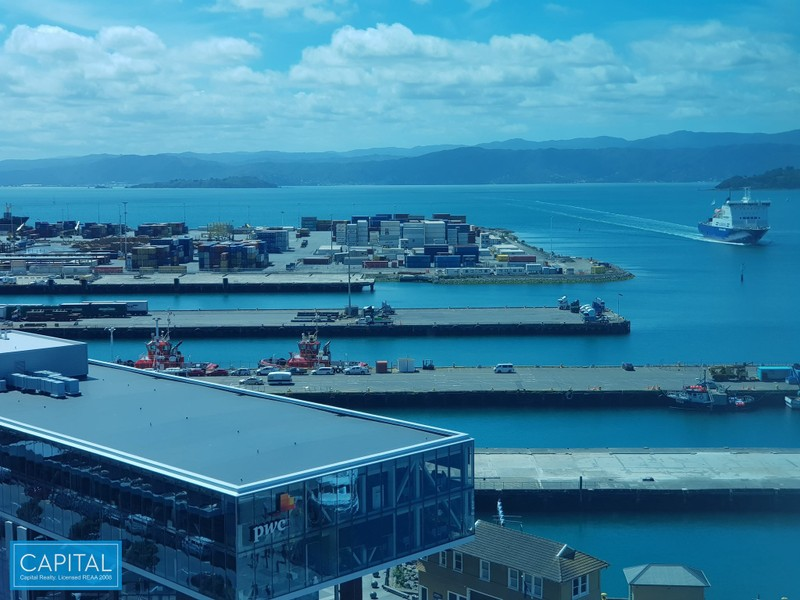 347 sqm - High Quality Tenancy - Harbour Views
