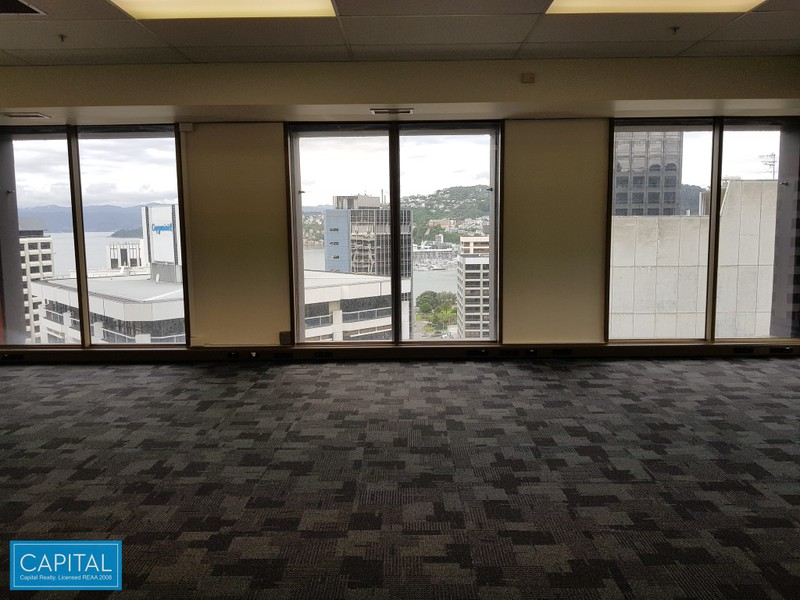 127 sqm - Office Suite - harbour & city views